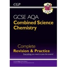 New Grade 9-1 Gcse Combined Science: Chemistry Aqa Complete Revision & Practice with Online Edition