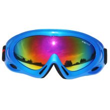 Sports Safety Sunglasses Antifog Eyewear Cycling Driving Skiing Goggles Blue