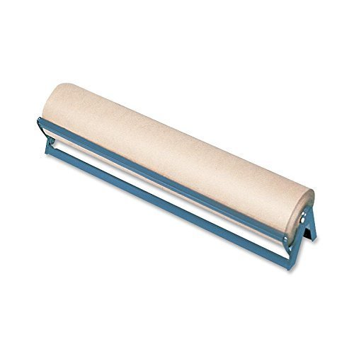 Sparco Wrapping Paper Cutter Holds 18 inch Rolls SPR24318
