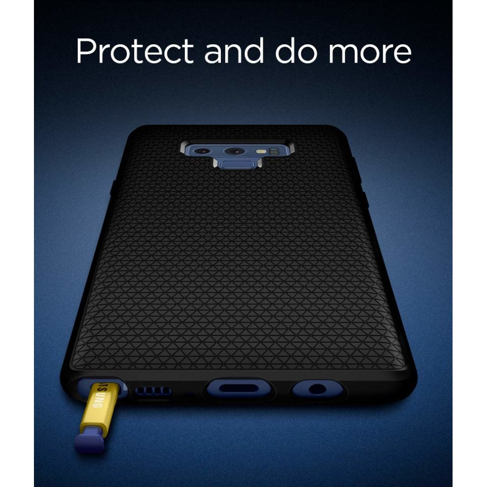 33c3ca93357 ... Spigen Liquid Air Armor Galaxy Note 9 Case with Durable Flex and Easy  Grip Design for ...