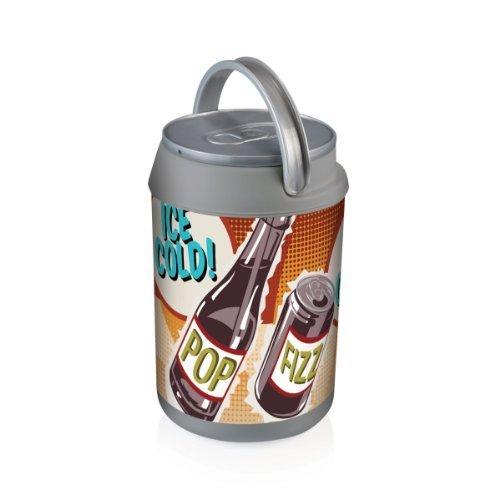 Oniva A Picnic Time Brand Mini 6 Can Cooler Retro Pop