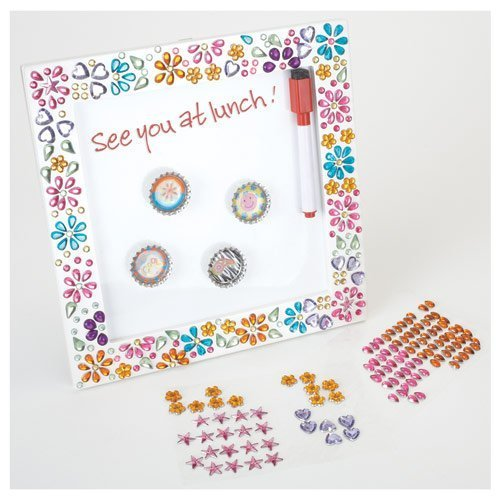 Stick N Style Bottle Cap Jewelry Showcase Kit