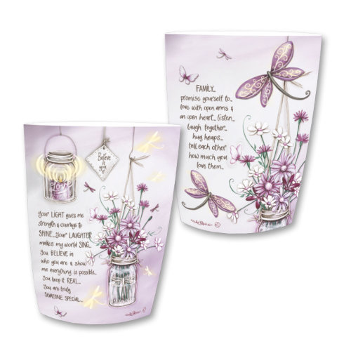 Paper Lantern - Wishing Branch - Family