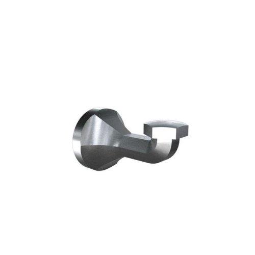Volkano V2214 Magma Towel Hook - Brushed Nickel