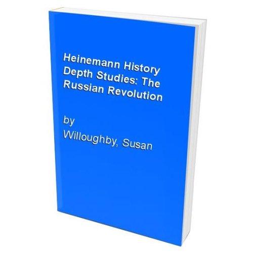 Heinemann History Depth Studies: The Russian Revolution
