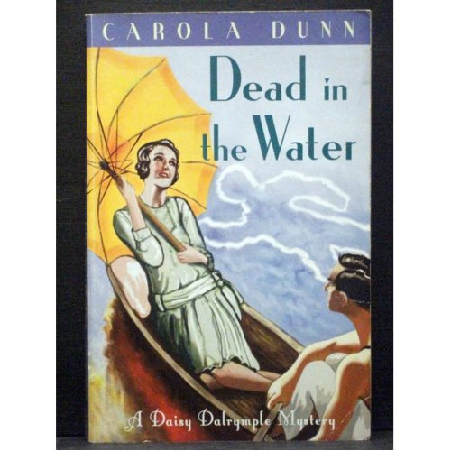 Dead in the Water sixth book in Daisy Dalrymple series