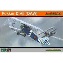 Edk8131 - Eduard Kits 1:48 Profipack - Fokker D V.iii O.a.w.