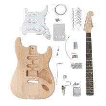 Self-build Guitar Kit