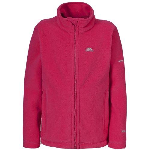 Trespass Childrens/Kids Teviot Full Zip Fleece Jacket