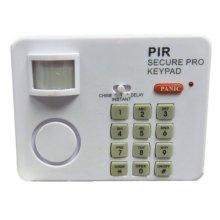 Kingavon Bb-dc095 Motion Sensor Alarm -  alarm motion sensor pir security keypad wireless kingavon burglar shed bbdc095