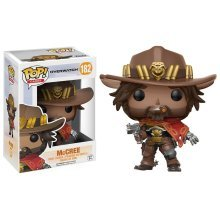 Overwatch McCree Pop! Vinyl Figure Funko