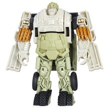Transformers: The Last Knight 1-Step Turbo Changer Autobot Hound