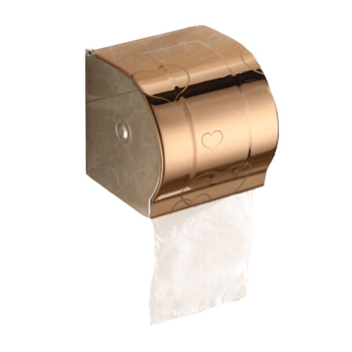 Bathroom Tissue Holder/Toilet Paper Holder,Stainless Steel,taupe