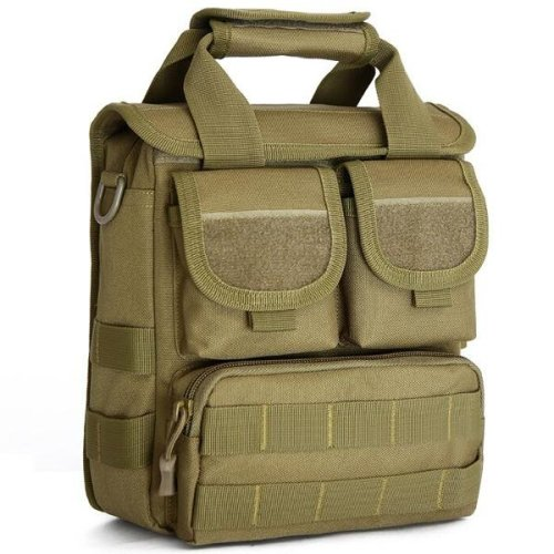 Men Women Army Fans Tactical Single Shoulder Bags Handbags