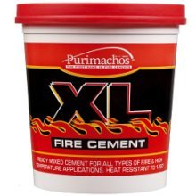 500g Extra Large Fire Cement -  fire cement 500g everbuild xl