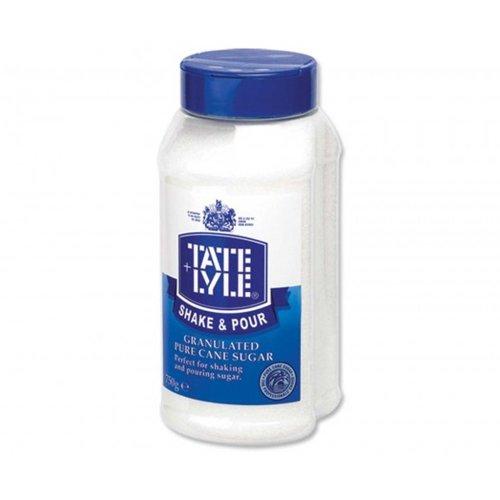 Tate & Lyle Shake N Pour Sugar 750g