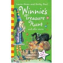 Winnie's Treasure Hunt and Other Stories