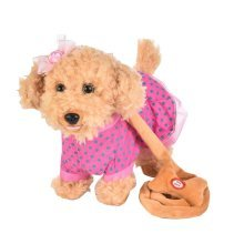 Funny Kids Electronic Dog Buttery Powered Children Toy Gift