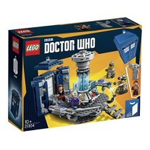 LEGO Ideas Doctor Who Assembly Kit