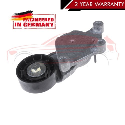 FOR MAZDA 2 3 1.6 MZR CD AUXILIARY DRIVE FAN BELT TENSIONER