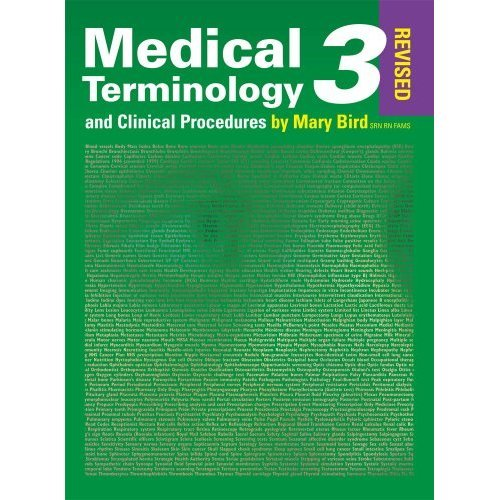 Medical Terminology and Clinical Procedures Revised 3rd Edition